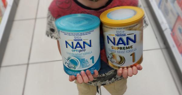 NAN Baby Formula
