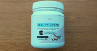 Beauty Greens Peptan Collagen