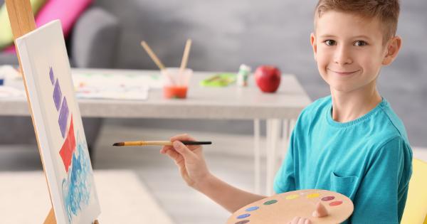 Canvas Painting Kid