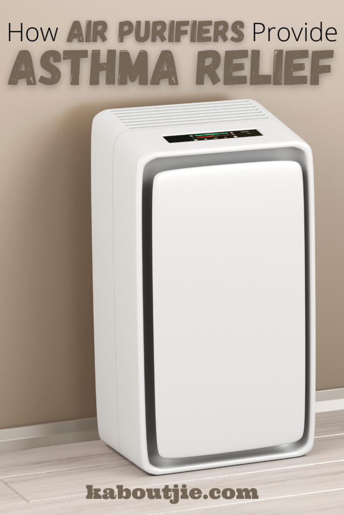 How Air Purifiers Provide Asthma Relief