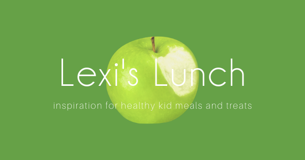 Lexi's Lunch Blog
