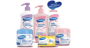 New Purity Range