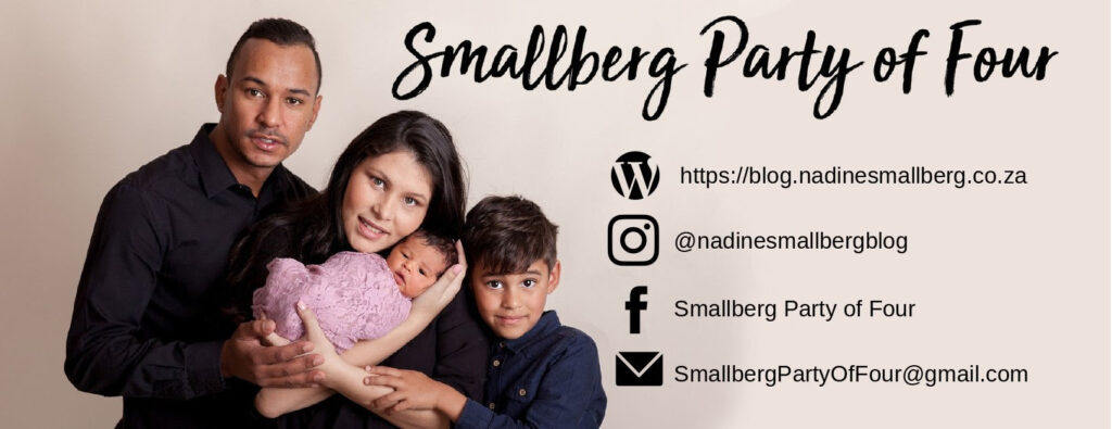 Smallberg Family Of Four Blog
