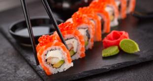 Sushi Seafood Fish