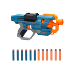 The NERF Elite 2.0 Commander RD-6 blaster
