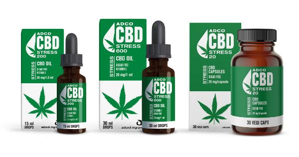 ADCO CBD Stress range