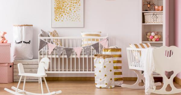 Baby Nursery Home Decor