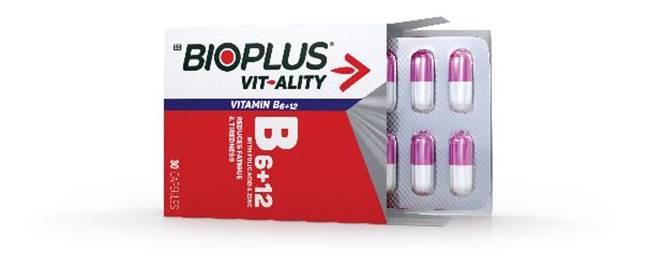 Bioplus B6 + 12