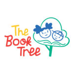 The book tree logo