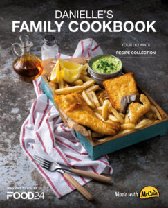 Personalised Cookbook Cover
