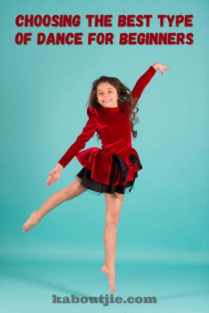 Choosing The Best Type Of Dance For Beginners