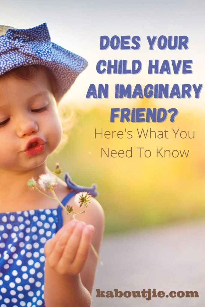 Does Your Child Have An Imaginary Friend