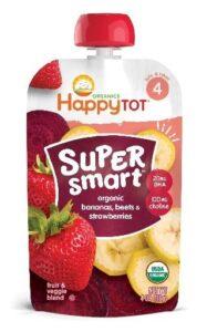 Happy Family Organics Super Smart Pouches