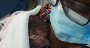 Mom and Baby Nkantini
