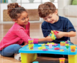 Play-Doh Garden