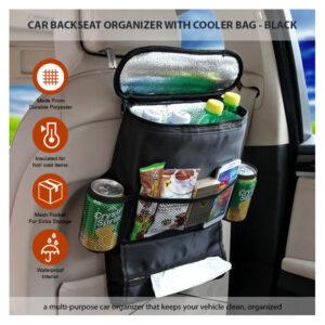 4AKid Car Back Seat Organizer