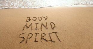 Health - mind, body, spirit