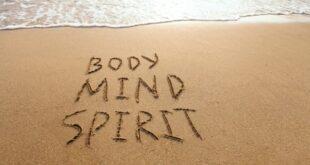 Health - mind, body, spirit