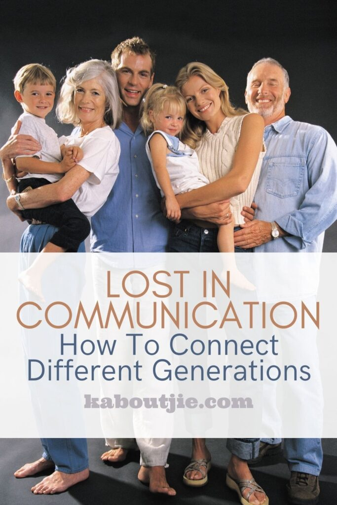 lost in Communication - How To Connect Different Generations
