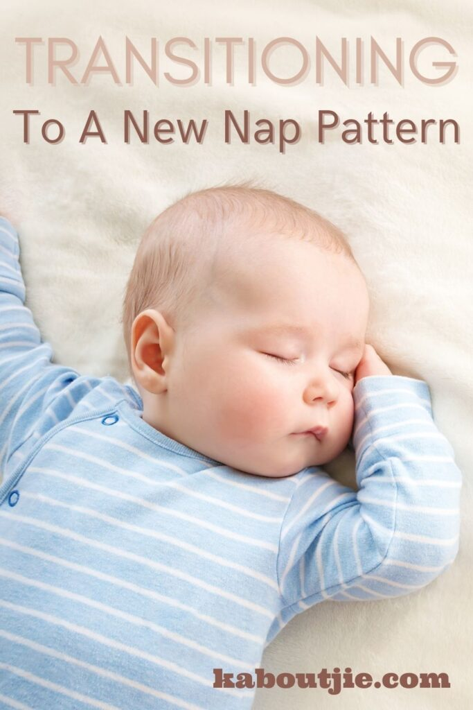 Transitioning To A New Nap Pattern