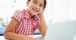 Tween Girl Laptop