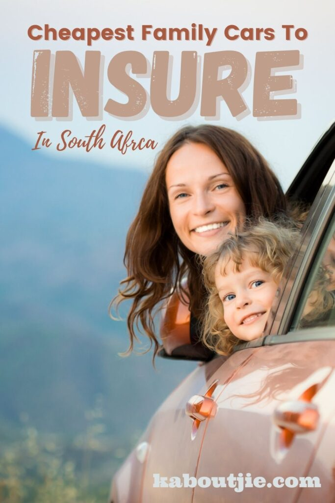 Cheapest Family cars To Insure In South Africa