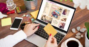 Paying Online Shopping