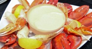Stone Crab dipping sauce recipe