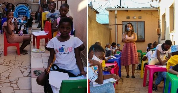 Kids Mentor Soweto