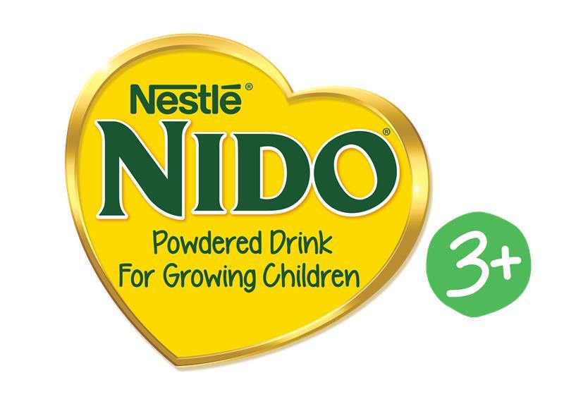 NESTLÉ NIDO 3+ Logo