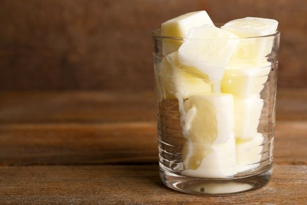 Butter In A Glass