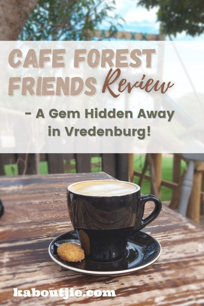 Cafe Forest Friends Review