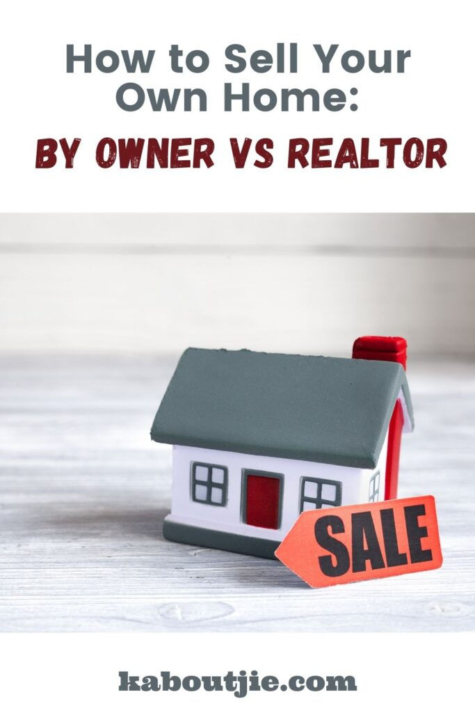 By Owner vs Realtor