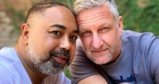 Manni and Darren