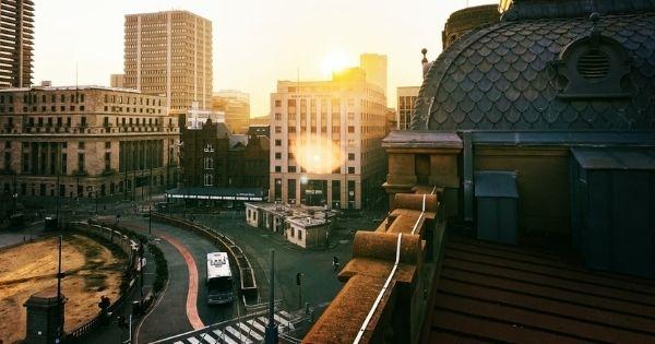 Pretoria Sunrise