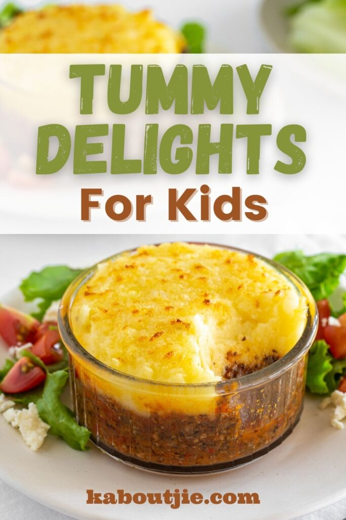 Tummy Delights For Kids