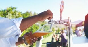 Beer for your wedding