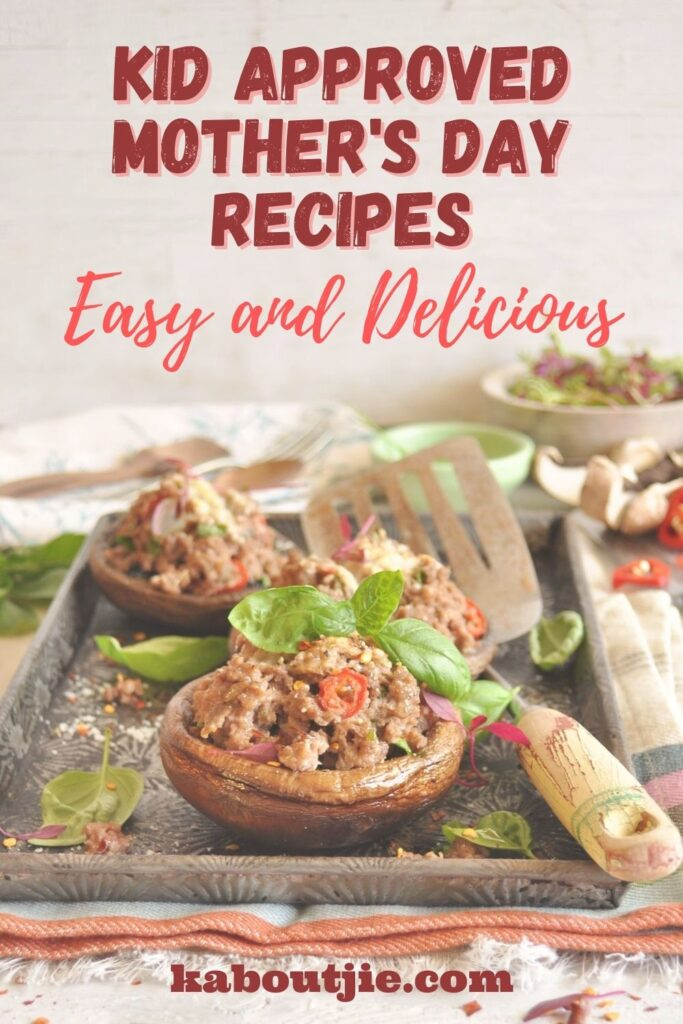 Kid Approved Mother's Day Recipes