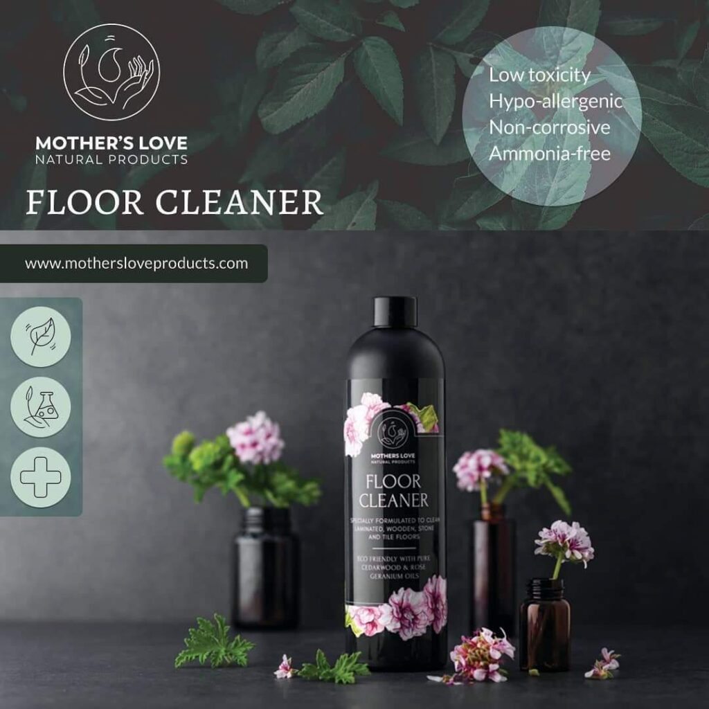 Mother's Love Floor Cleaner