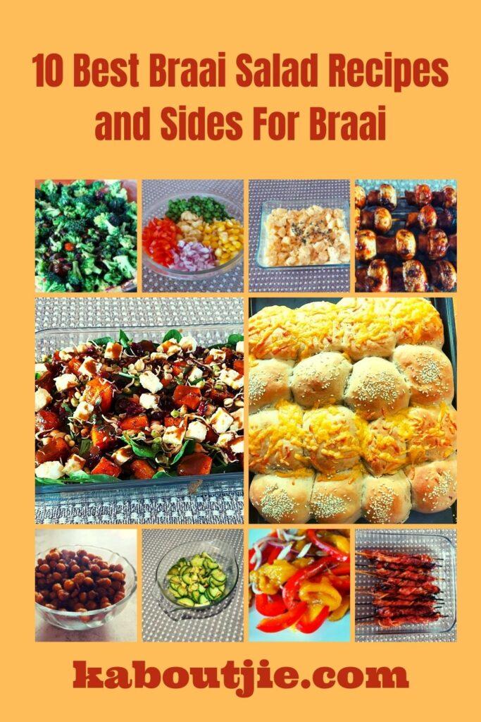 10 Best Braai Salad Recipes Braai Sides
