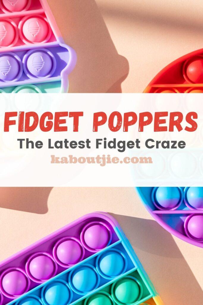 Fidget Popper South Africa Craze