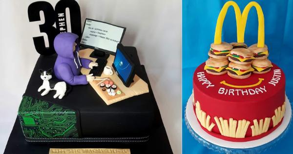 Little Bake Boutique cake designs