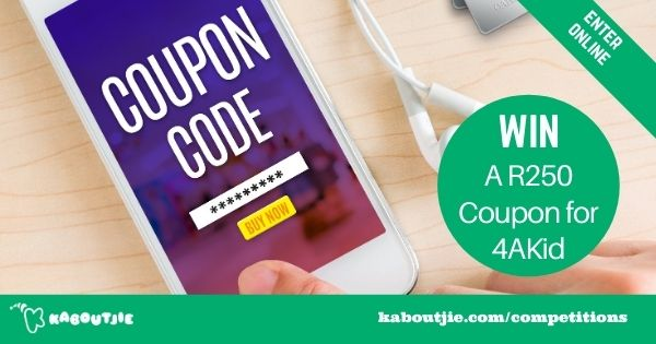 WIN a 4AKid Coupon