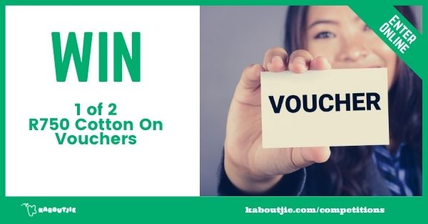 Win Cotton On Vouchers from Nativa Complex
