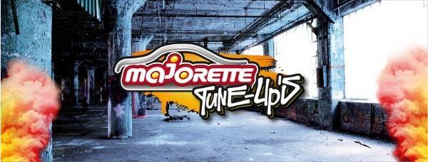 Majorette Tune Ups Branding