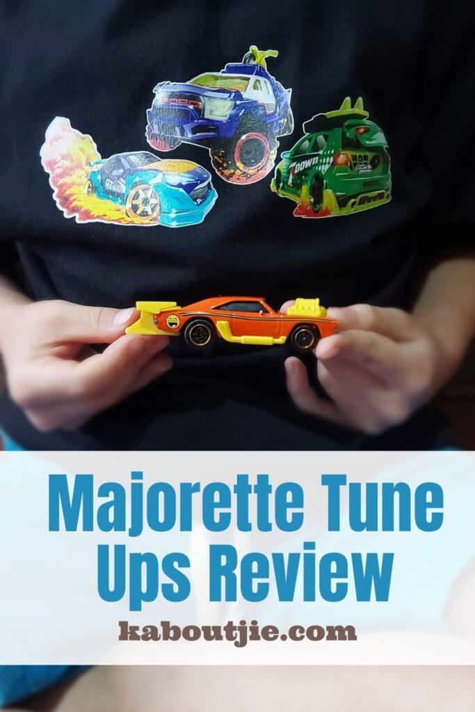 Majorette Tune Ups Review