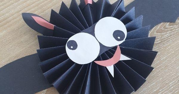 PNA bat craft activity