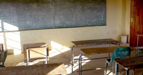 Underprivileged school
