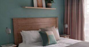 Bedroom wall paper