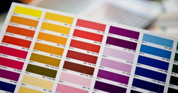 Design colours